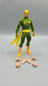 Custom Marvel Legends Mezco style Iron Fist loose