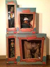 Toy Story Life Size Replica Woody Jessie Prospector Bullseye Figure Young Epoch