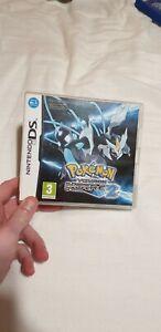 Pokemon Version Noire 2 DS Comme neuf Complet !