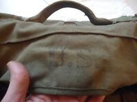 Sac US cargo bag daté 1945 pure jus WWII