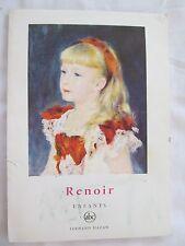 Renoir Enfants ABC #19 Fernand Hazen 1958 Francais