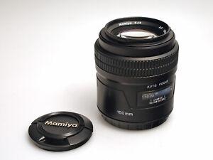 Mamiya 645 Mittelformat Tele-Objektiv AF 150mm 1:3.5 #DB1048