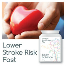 BODY BALANCE BLOOD PRESSURE PILLS TABLETS REDUCE HIGH BLOOD PRESSURE