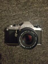 Pentax ME Super slr with 50mm F2 prime lens