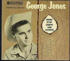 GEORGE JONES  Sings  New Sealed Country CD  29 tracks 1953 - 1961
