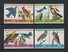 Nevis - 1985, Führer Von The World, J Audubon, Vögel Set - MNH - Sg 269/76