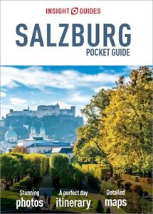 Insight Guides Salzburg Pocket Guide (Austria) *FREE SHIPPING - NEW*