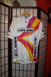 Vintage Klein team Giordana cycling jersey  . ALY