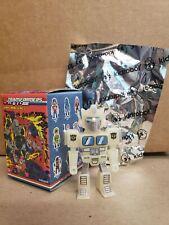 Kidrobot Transformers vs G.I.JOE Optimus Prime Glow In Dark Chase 1/48 Rare