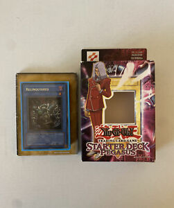 Yu-GI-Oh! -  1st Edition SDP Pegasus Starter Deck - Complete with Box - 2003