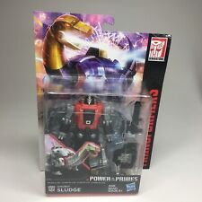 Transformers Generations Power of the Primes DINOBOT SLUDGE Deluxe Class NEW