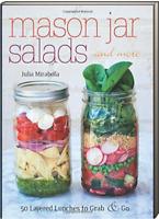 Mason Jar Salads by Julia Mirabella (Paperback)