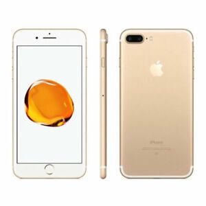 Apple iPhone 7 Plus 128GB sbloccato iOS Sim gratis 12M Garanzia Smartphone Oro