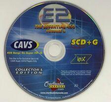 CHARTBUSTER KARAOKE ESSENTIAL 450 VOL 2 ES450 COLLECTOR'S EDITION SUPER CD+G E2