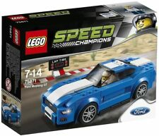LEGO 75871 Speed Champions # Ford Mustang GT Pack Set 185pcs Brand New