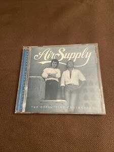 AIR SUPPLY The Definitive Collection CD 1999 Arista