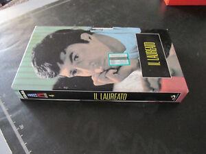 VHS IL LAUREATO Dustin Hoffman  collezione Unità