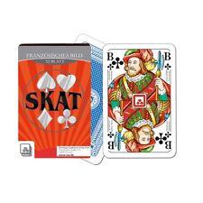 Skatkarten französisches Bild vom Nürnberger-Spielkarten-Verlag 7025
