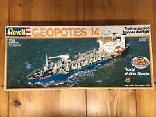 Revell 1/300 Geopotes 14 Trailing Suction Hopper Dredger Royal Volker Stevin