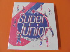 SUPER JUNIOR - SPY : Sexy, Free & Single (Repackage) CD $2.99 Ship K-POP