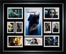 Heath Ledger (Joker) Framed Memorabilia