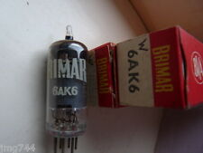 6AK6 BRIMAR   NOS  VALVE TUBE 1PC