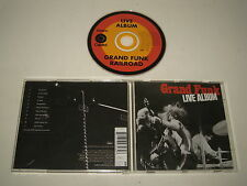 Grand Funk / Railroad Live Album (Capitol/72435-39326-6) CD Album