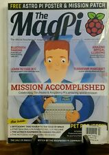 Mag Pi Mission Accomplished Tagging Minecraft Raspberry July 2016 FREE SHIPPING
