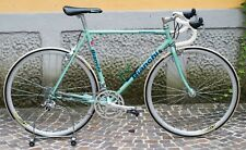 '90 Bianchi Columbus Cromolly 55x53 ITALIAN ROAD BIKE RENNRAD VELO DU COURSE
