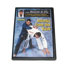 Modern Brazilian Jiu Jitsu #6 Attack from Back Dvd Rodrigo Comprido Medeiros