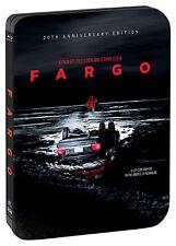 Fargo 20th Anniversary Steelbook Edition Shout Factory Joel & Ethan Coen