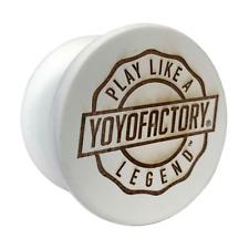 Legend Wing Wooden White Lacquer Yo Yo YoYoFactory YoYo
