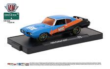 M2 Machines Auto-Drivers 1:64 R44 1969 Pontiac GTO - NOS