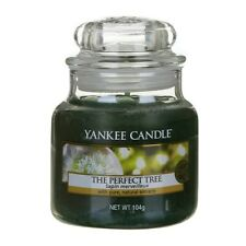 ❀ڿڰۣ❀ YANKEE CANDLE Small THE PERFECT TREE Scented CANDLE JAR ❀ڿڰۣ❀