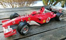 Michael Schumacher Marlboro Ferrari F2002 World Champion 2002 1:18 Hot Wheels