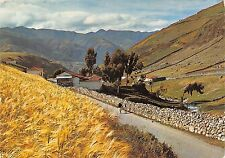 BR25450 Poblado en los Andes Venezolanos Small Farmer 2 scans venezuela