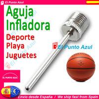 Aguja para Inflar Balones, Flotadores, Pelotas, Juguetes - Needle Inflate Pump
