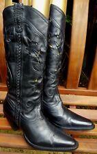 taglia 40 be2af 214cf cowboy boots in vendita   eBay