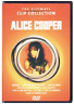 ALICE COOPER-The Ultimate Clip Collection (UK IMPORT) DVD NEW