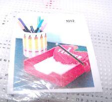 Design Works TEACHER's CADDY Plastic Canvas Kit