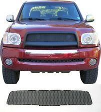 CCG FLAT BLACK PRECUT MESH GRILL INSERT FOR A 2003-06 TOYOTA TUNDRA GRILLE NEW