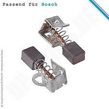 Spazzole Carbonio Motore Carbone per Bosch GSR 18 ve-2 li 6x7,5mm 2607034904