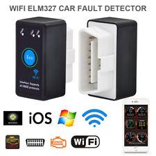 ELM327 OBDII OBD2 WiFi Car Diagnostic Wireless Scanner Tool iOS iPhone iPad