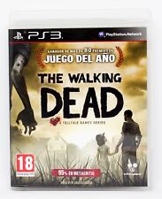 THE WALKING DEAD JUEGO DEL AÑO GOTY - PLAYSTATION 3 PS3 PLAY STATION PAL ESPAÑA