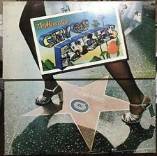 THE MIRACLES City of Angels Album Released 1975 Vinyl/Record Collection US press