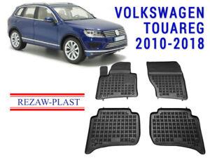 """velcro-Organizer para Volkswagen Touareg Exclusive /""""terrain Tech Alfombrilla de Tina"""