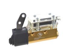 Kart Hauptbremszylinder Speed EVO, selbstnachstellend für Bremse, gold eloxiert