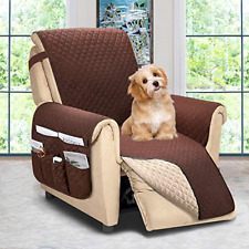 Reversible Recliner Chair Cover, Sofa Covers for Dogs,Sofa Slipcover,Couch for 3
