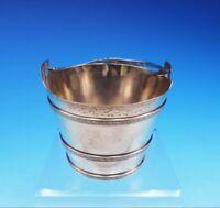 Gorham Sterling Silver Sugar Bucket / Ice Bucket #775 Bright-Cut c1871 (#3472)