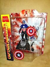 DIAMOND MARVEL SELECT BUCKY BARNES CAPTAIN AMERICA SPECIAL COLLECTOR EDITION FIG